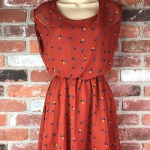Lush mini dress size XS